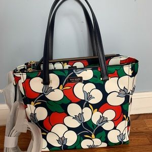 NWT Kate Spade Medium Satchel